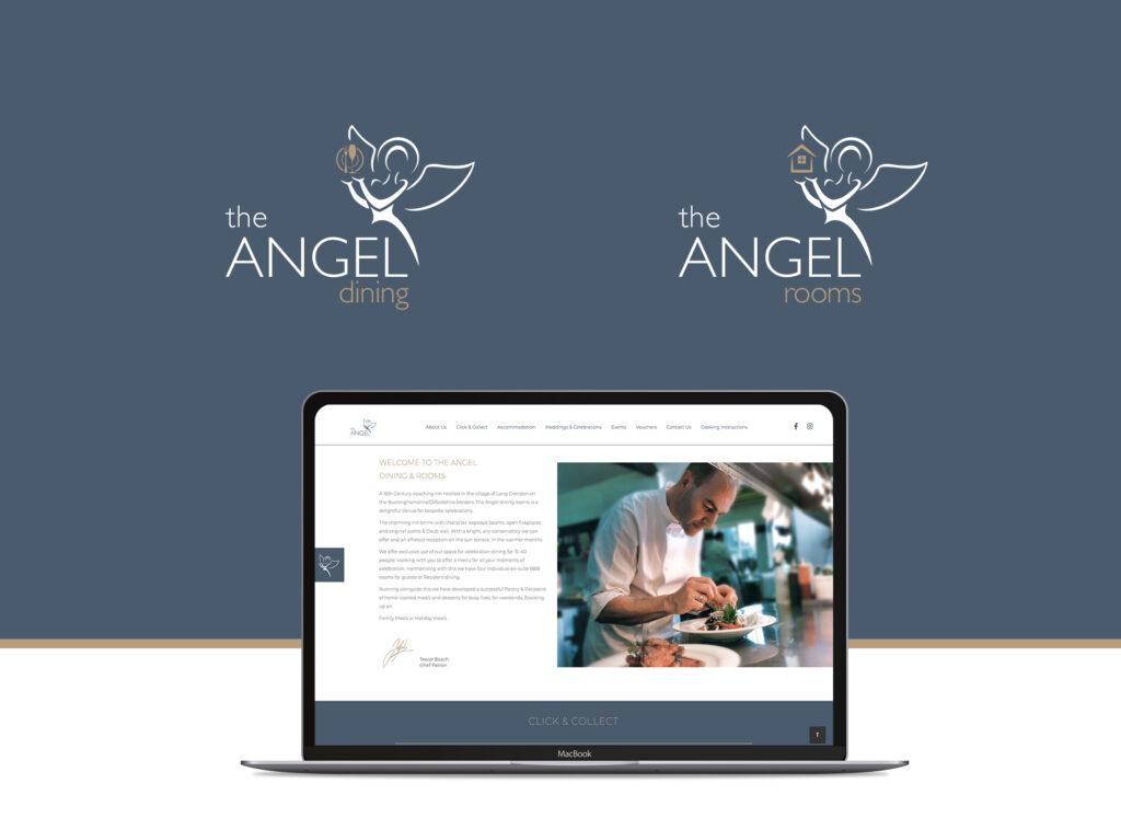 website design - Tira Design